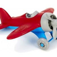 green toys vliegtuig speelgoed - eco speelgoed