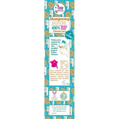 Lamazuna shampoo blok – natuurlijke shampoo – zeep shampoo