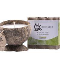 sojawas kaarsen - sojakaarsen – natuurlijke kaarsen – kokosnoot kaarsen