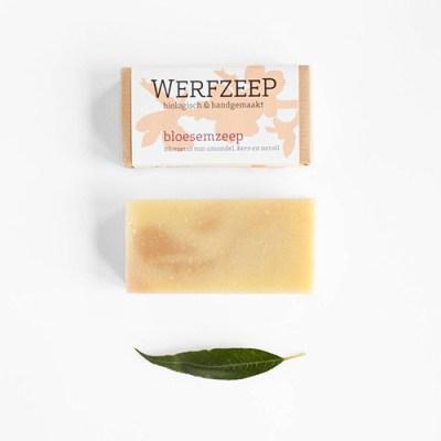 natuurlijke zeep werfzeep - handgemaakte zeep - ambachtelijke zeep – werfzeep