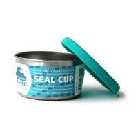 blue water bento lekvrije lunchbox - ecolunchbox rvs lunchbox lekvrij