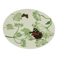 botanisch servies Zuperzozial - bamboe servies - bamboe bord - servies botanic - bamboe borden