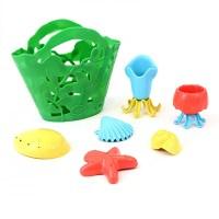 green toys badspeelgoed zeedieren - badspeeltjes - speelgoed voor in bad – speelgoed zeedieren