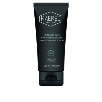 huidverzorging voor mannen - douchegel mannen - shampoo mannen – mannen huidverzorging