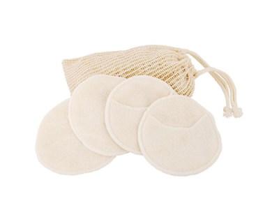 herbruikbare make up pads - wasbare wattenschijfjes – herbruikbare wattenschijfjes – wasbare make up pads