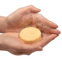 shampoo zeepblok navulling - zachte zeep shampoo - shampoo zeep - blok shampoo