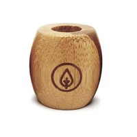 bamboe tandenborstelhouder - Croll & Denecke tandenborstel houder – tandenborstel bakje
