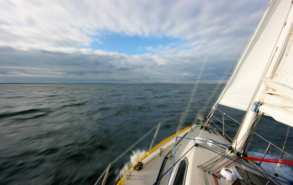 Last run of the year : Portsmouth - New York City, 300 NM