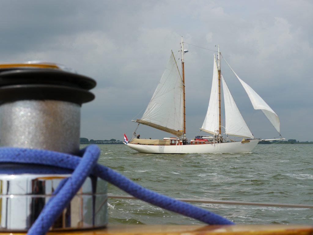 Ijselmeer boat7