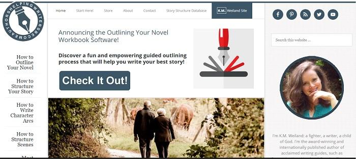 best creative writing blogs