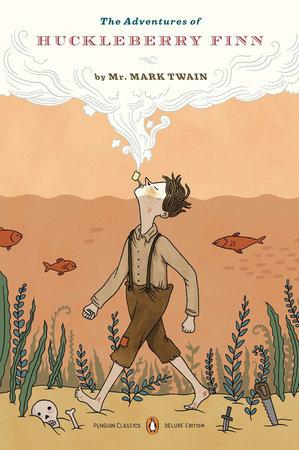 the adventure of huckleberry finn story themes