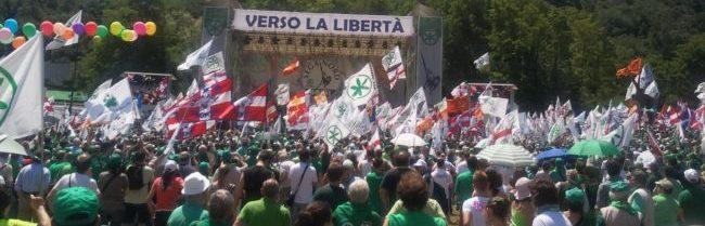 """Il paradosso della destra """"liberal-protezionista"""": il caso della Lega Nord"""