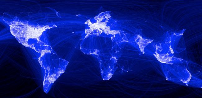 """Connettività globale. """"Connectography"""" di Parag Khanna"""