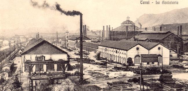 """""""La città dell'acciaio. Due secoli di storia operaia"""" di Alessandro Portelli"""