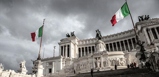 """La """"morte della patria"""" tra Prima e Seconda Repubblica"""