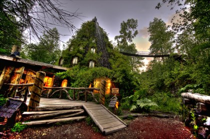 Magic Mountain Hotel - an Artificial Geyser in Nature Reserve, Chile | Places To See In Your Lifetime