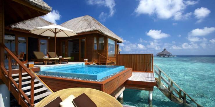 Top 10 Resorts in Maldives-Photo by Huvafen Fushi