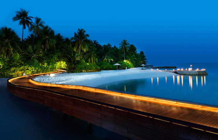 Top 10 Resorts in Maldives-Photo by W Retreat & Spa4