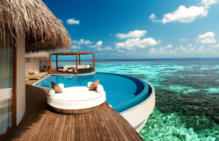Top 10 Resorts in Maldives-Photo by W Retreat & Spa5