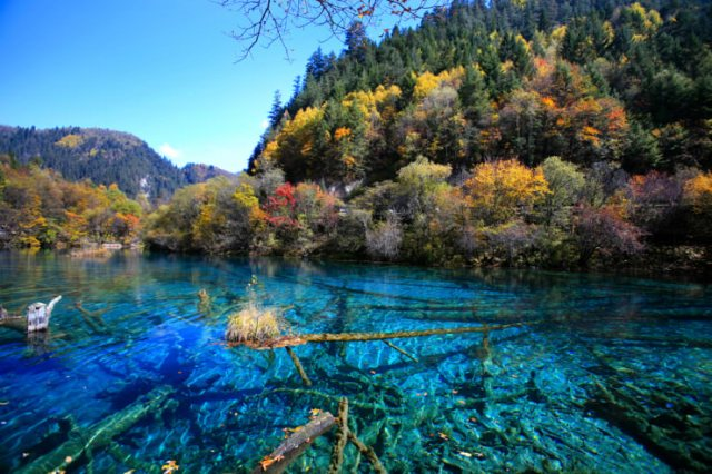 Top 10 Clearest Waters-China2