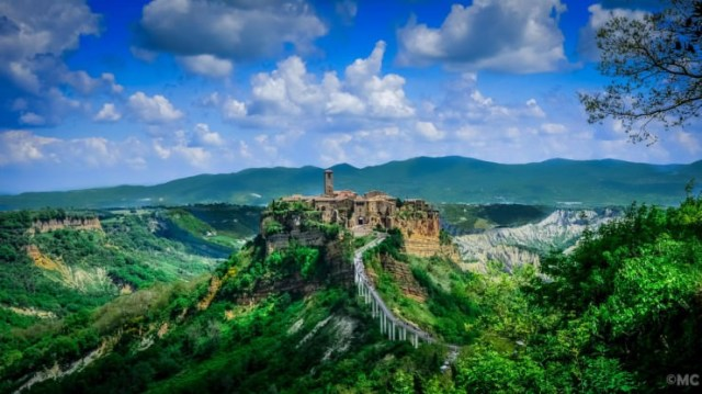 Top Ancient Towns-Civita-Photo by Marco Chiesi