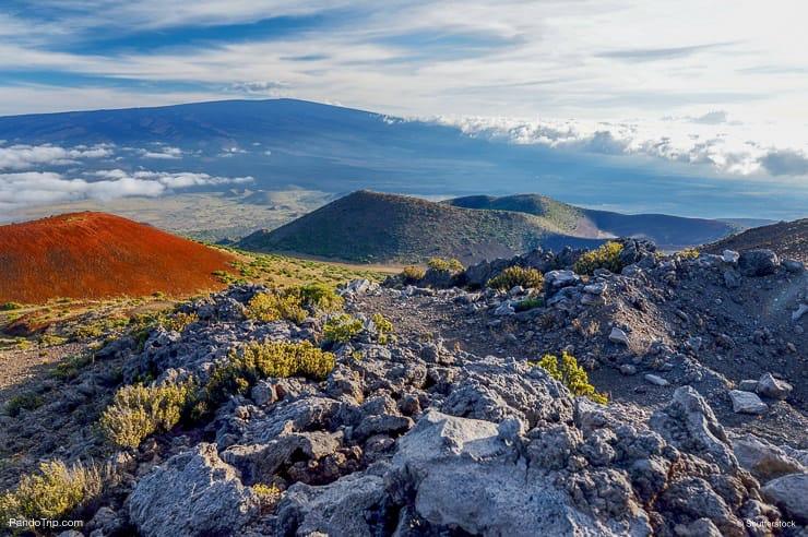 Mauna Loa volcano, Hawaii Volcanoes National Park, Hawaii