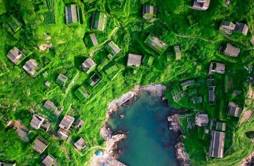 Pulau Gouqi Dari Desa Terbiar Menjadi Destinasi Pelancongan Baru di China