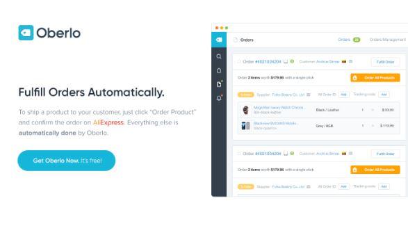 Shopify Memudahkan Perniagaan Dropshipping Aliexpress-2