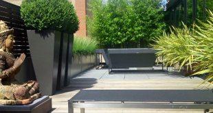 Design Taman Minimalis Modern Kontemporer