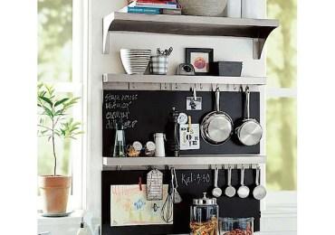 Cara Menata Dapur Agar Rapi Dan Bersih