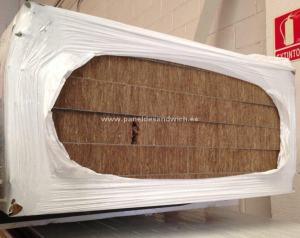 Panel Lana de Roca