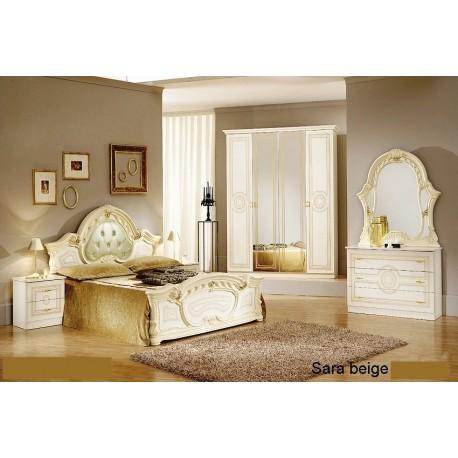 chambre a coucher italienne baroque