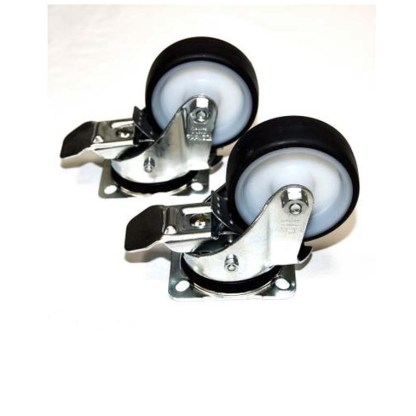 ALFRA Wiring and Assembly Table Locking Casters
