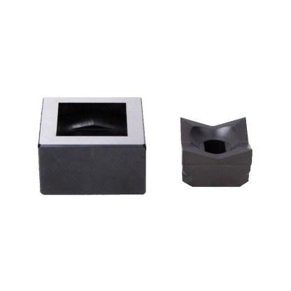 "Alfra 1"" X 1"" (25.4 X 25.4 mm) Stainless Steel Punch/Die Set"