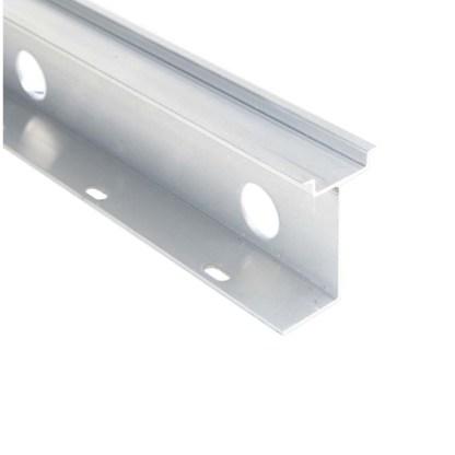 A 13 Piece Box of 2 Meter High Rise Aluminum Rail 111.045