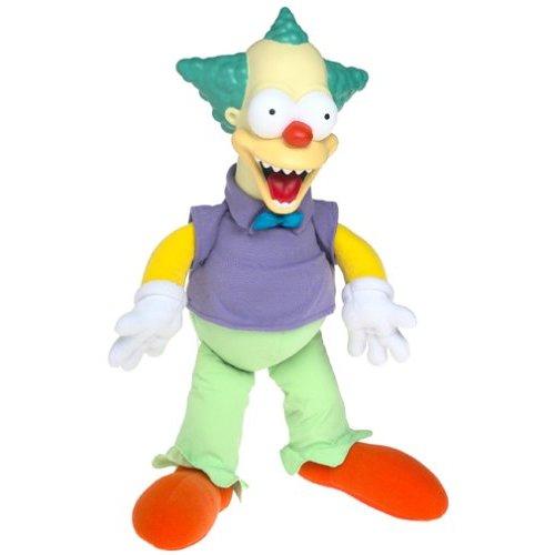 Figure 8 creepy clown toys panels on pages - Clown simpson ...