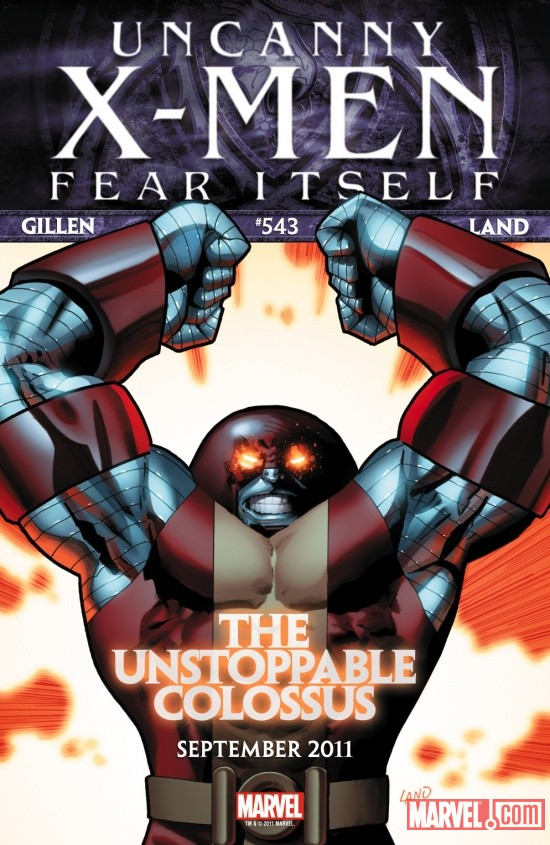 what is fear itself