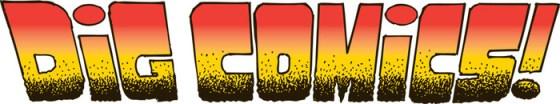 Dig Comics Logo