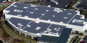 Install solar on your business