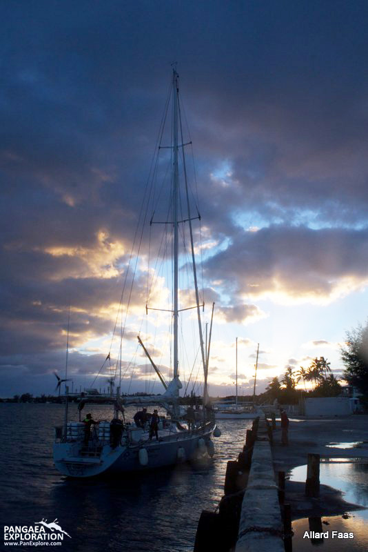 See Sea Dragon in sailing magazine, Cruising World