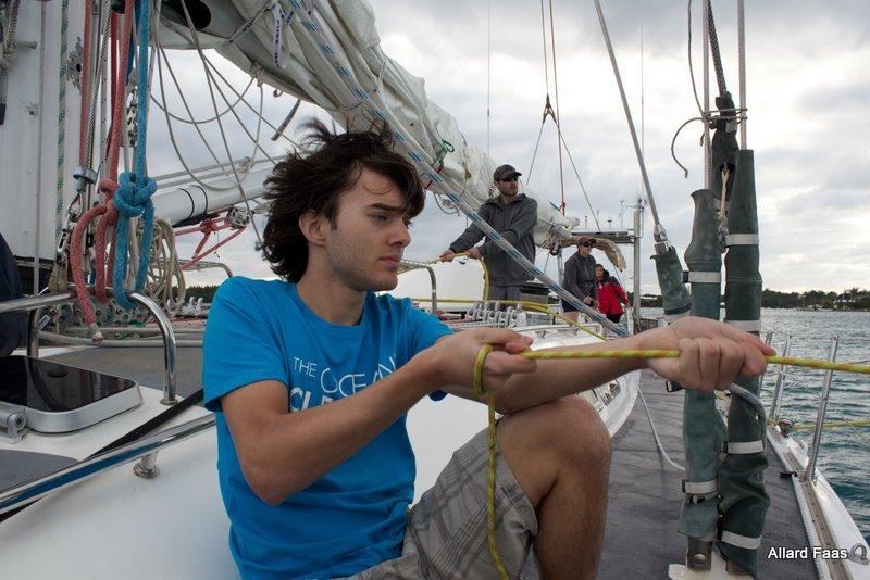 Boyan Slat guest blog | Gyre Expedition