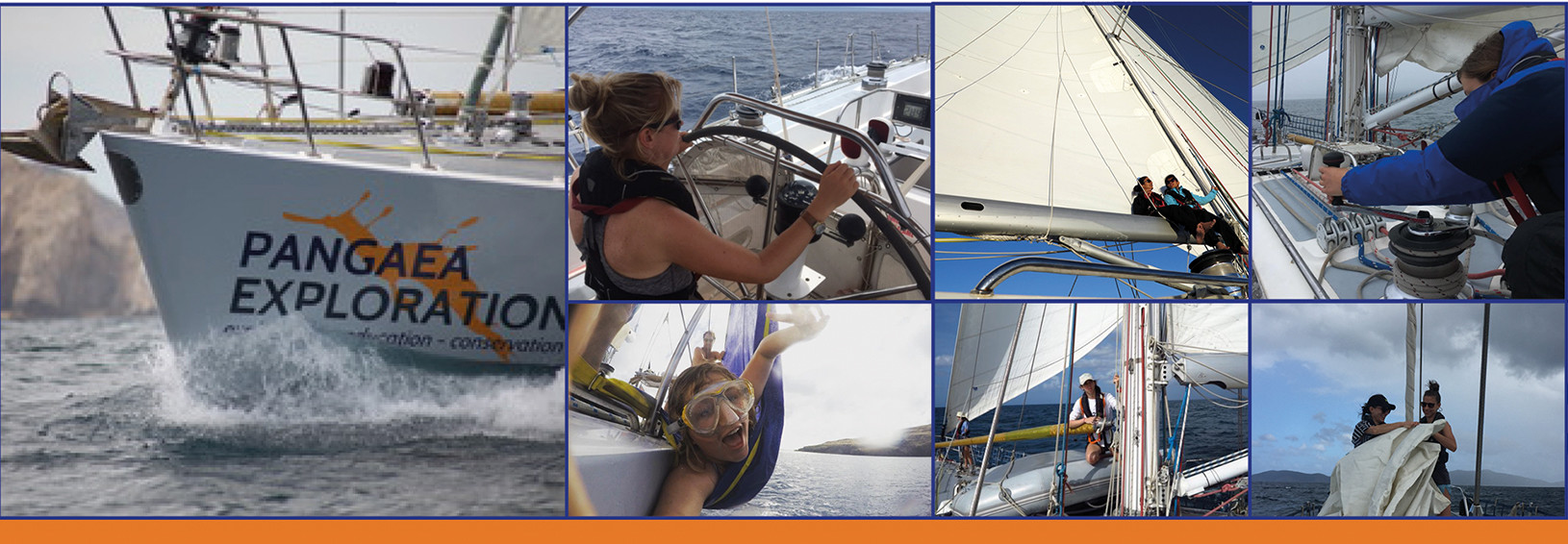 Being a deckhand onboard Sea Dragon