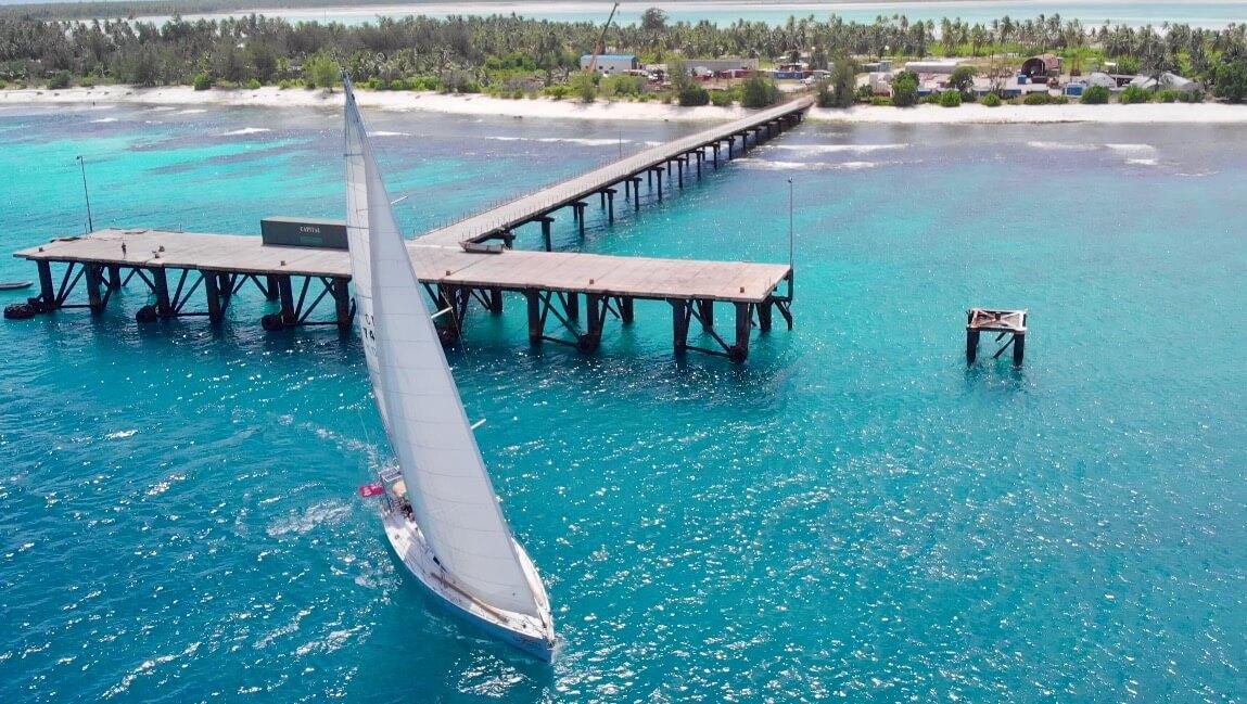 Pacific Voyager | Kiritimati – Tabuaeran –  Hawaii