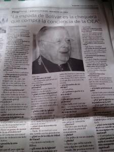 Es igual un pederasta que una adúltera? EL Nacional, domingo 27 de enero de 2012, pag-2, PingPong.