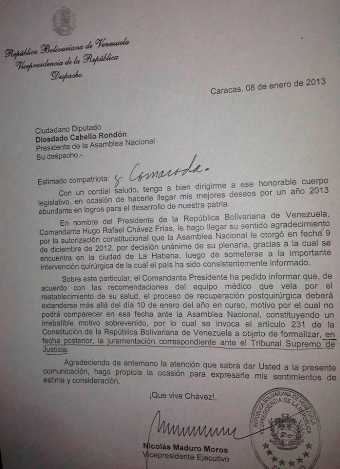 carta-nicolas-maduro-diosdado-cabello-AN-enfermedad-chavez-enero-2013_NACFIL20130108_0001