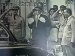 Betancourt después del atentado de los próceres