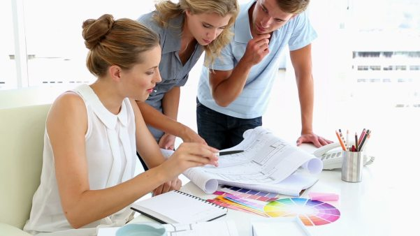 Partnering with interior designers