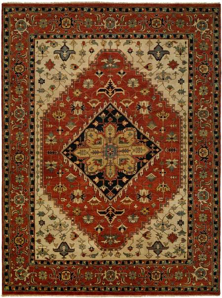 traditional are rug