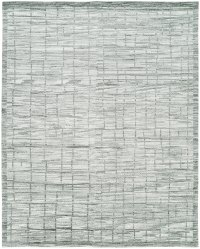 Grey Grid on an Ivory Field