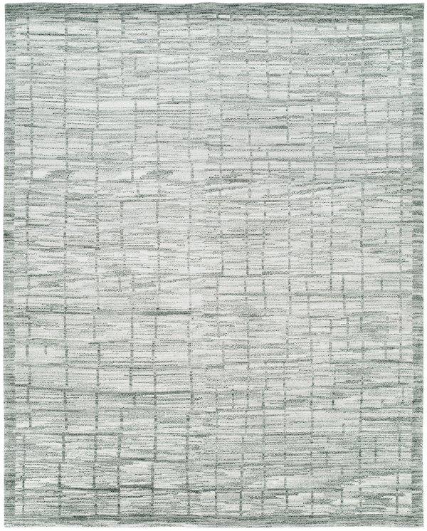 Grey Grid on an Ivory Field